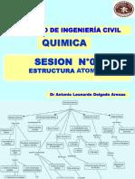 SESION N° 02 ESTRUCTURA ATOMICA (1)