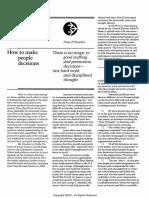 Peter Drucker - People Decisions.pdf