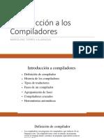 Introduccion a Los Compiladores