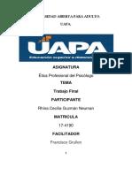 TRABAJO FINAL ETICA PROFESIONAL DEL PSICOLOGO.docx