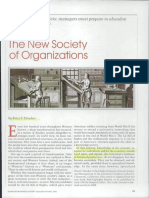 Peter F Drucker - Society Of Organisations.pdf
