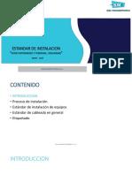 Estandar de Instalacion Seguridad Terminal - Intermediogilat Wireless New