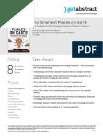 The Smartest Places on Earth Van Agtmael en 27379