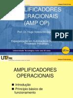 4- Amplificadores Operacionais