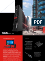 Lenovo Datasheet Desktop M720q