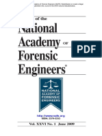 Forensic Engineering and the Scientific Method