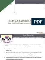 Bergerpaints Selection Process (2)