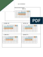Guia de Aprendizaje multiplicaciones