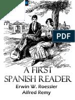 A First Spanish Reader