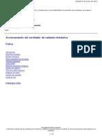 Accionamiento de Ventilador Hidraulico
