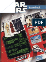 STAR WARS d6 Sourcebook (1st Edition)