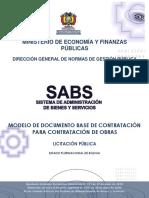 DBC  Para Obras