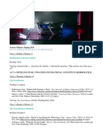 Screen Cultures Spring 2019 Syllabus