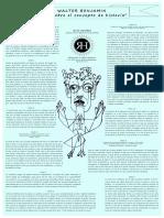 Tesis Sobre El Concepto de Historia Poster1
