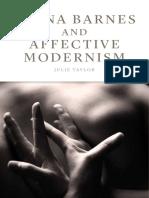 Barnes, Djuna_ Taylor, Julie-Djuna Barnes and Affective Modernism-Edinburgh University Press (2012)