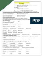 PPSC Lecturer Chemistry