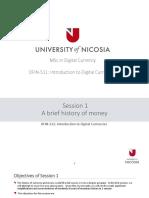 1. a Brief History of Money