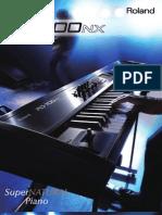 Roland RD 700NX