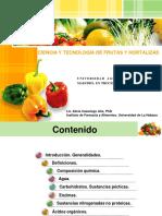 Curso Ciencia y Tecnología de Frutas y Hortalizas
