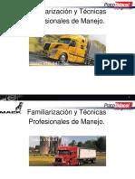 Técnicas Profesionales de Manjeo Volvo D13