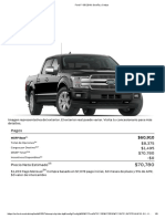 Ford F-150 2018 PowerStroke -Dielel- XTREME FULL