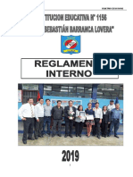Ediciones Previas Reglamento Interno 2019 de la I.E. Nº 1156 JSBL-Ccesa007