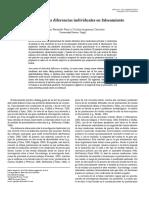 Evaluacion de Las Diferencias Individuales en Falseamiento