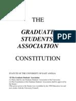 GSA Constitution 2005