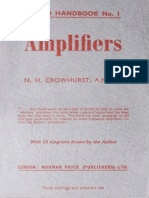 Audio Handbook No.1 - Amplifiers - Norman H. Crowhurst (1951)
