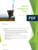 Repaso Integrativo- Parte I