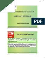 Clase 1, Agencias 2019