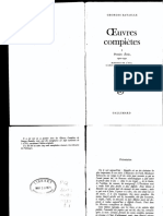 Georges Bataille - Oeuvres Completes - Tome I