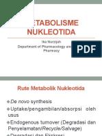 Metabolisme Purin_biokimia Semester II