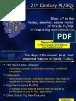 21st Century PLSQL with 11g