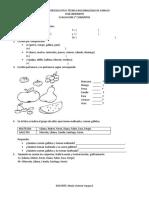 Evaluacion Conjuntos 3 Primera