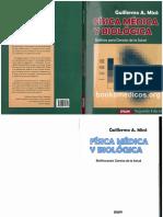 Fisica Medica y Biologica. Micó
