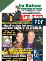 LE BUTEUR PDF du 25/10/2010