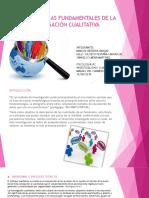 Características Fundamentales de La Investigación Cualitativa