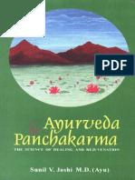 Sunil V. Joshi. - Ayurveda and Panchakarma _ the science of healing and rejuvenation-Motilal Banarsidass (1998.).pdf