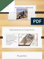 ESPECIFICACIONES DE COMPACTACION.pptx
