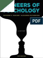 Pioneers of Psychology (Fifth E - Raymond E. Fancher.pdf