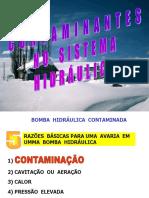 Contaminantes No Sistema Hidráulico