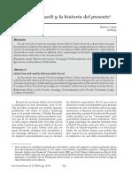 Dialnet-MichelFoucaultYLaHistoriaDelPresente-5317477.pdf