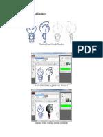 Animasi 2D Turn Around Karakter
