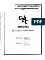 2004 CAPE Pure Mathematics U1 Specimen Papers and Solution.pdf