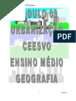 Geografia - CEESVO - Apostila - Módulo 09