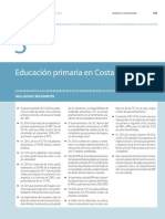 La Educación Primaria en C.R