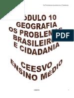 Geografia - CEESVO - Apostila - Módulo 10