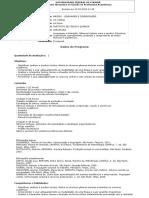 Bac002 - Linguagem e Comunicação
