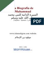 Es La Biografia de Muhammad